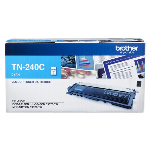 Brother TN-240C Orjinal Mavi Toner MFC-9120-9320 /HL-3040-3070 (1.400k)