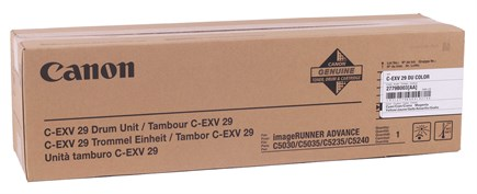 Canon EXV-29 Color (C-M-Y) Orjinal Drum Unit IR-C5030-5035 (2779B003)