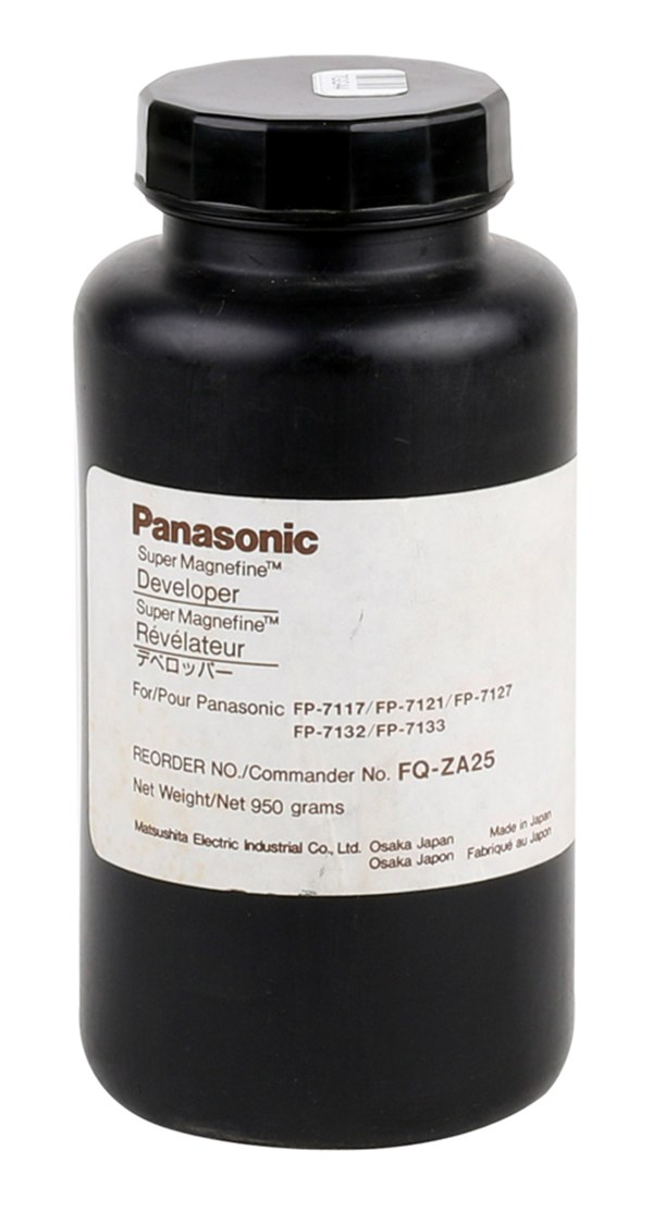 Panasonic (ZA-25) Orjinal Developer 1620-1670-1680-1780-2080-3380-7117