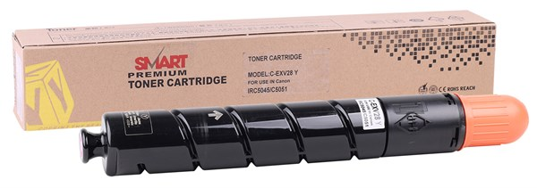 Canon EXV-28 Smart Sarı Toner IR-C5045-5051-5250-5255 (JAPAN)