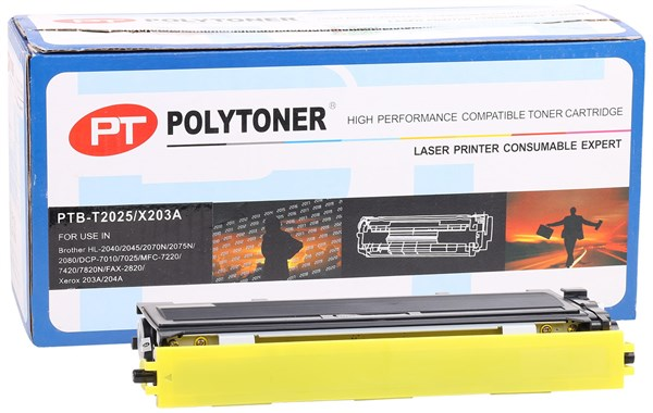 Brother TN-2025/TN-2000 Polytoner HL-2030/2035/2040/2070n/MFC-7220/7225n/7420