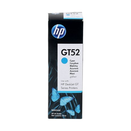 HP M0H54AE (GT52) Orjinal Mavi İnk Bottle (8K)