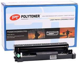 Brother (DR-2255) Polytoner Drum Unit (DR-420) DCP-7060-706 HL2220-2230-2270-22