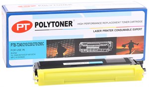 Brother TN-240C Polytoner Mavi HL-3040/3070/DCP-9010CN/MFC-9120/9320