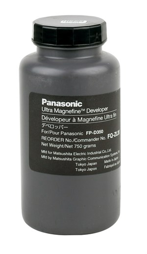 Panasonic ZL-20-30 Orjinal Developer (D-250-350-355-450-455-600)