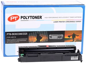 Brother DR-630-2300 Poly Drum Unit HL-2300-2360 DCP-2500-2520-2540 MFC-2700