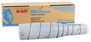 Develop TN-415 / TN-320 Smart Toner Ineo 36-42 Bizhub 36-42 (492gr.)
