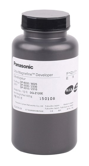 Panasonic DQ-Z120E Orjinal Developer (DP-2310-3010-3030) 600 Gr.