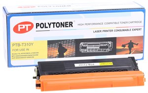 Brother TN-325/TN-340Y Sarı Polytoner HL4150,4570 MFC 9460,9970 DCP9055