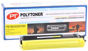 Brother TN-240Y/TN-270Y Polytoner Sarı HL-3040/3070/DCP-9010CN/MFC-9120/9320