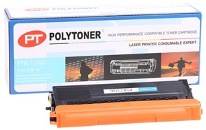 Brother TN-325/TN-340C Mavi Polytoner HL4150,4570 MFC 9460,9970 DCP9055